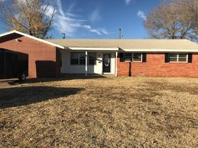 Single Family Home For Sale: 2822 58th Street