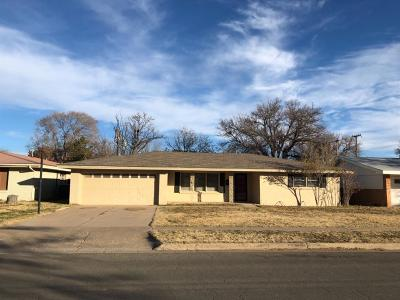 Single Family Home For Sale: 5206 8th Street