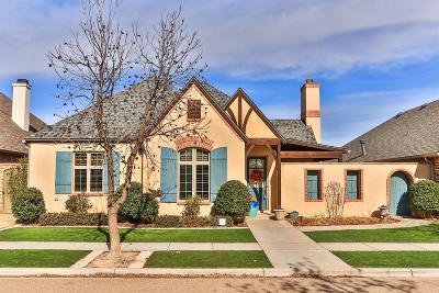 Lubbock Garden Home For Sale: 4008 112th Street