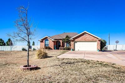 Lubbock TX Single Family Home Contingent: $195,000