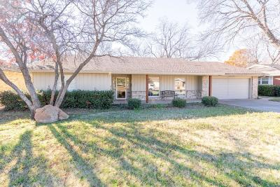 Single Family Home For Sale: 3423 61st Street