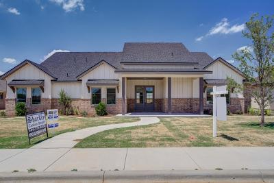 Single Family Home For Sale: 4502 106th