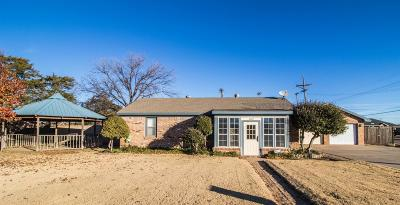 Lubbock Single Family Home For Sale: 102 77th Street