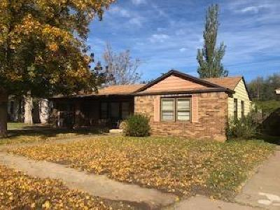 Lubbock Single Family Home Under Contract: 3006 36th Street