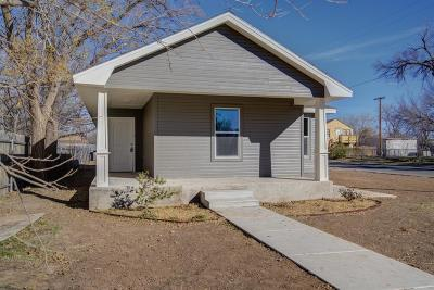 Single Family Home For Sale: 2202 23rd Street