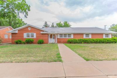 Single Family Home For Sale: 2517 54th Street