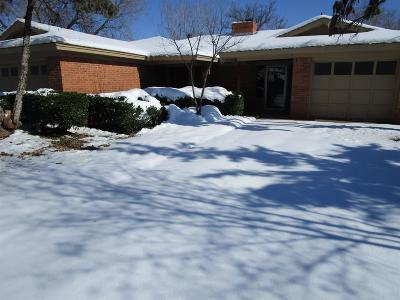 Lubbock Multi Family Home Under Contract: 7005 Geneva Avenue