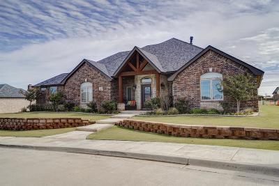 Lubbock Single Family Home For Sale: 4719 121st Street