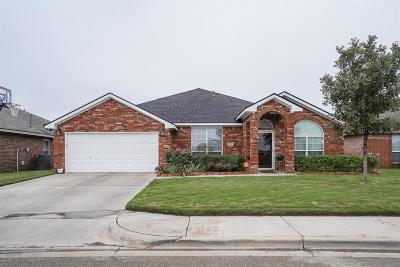 Single Family Home For Sale: 8805 13th Street
