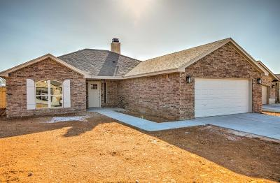 Abernathy Single Family Home Contingent: 1006 Buffalo Court