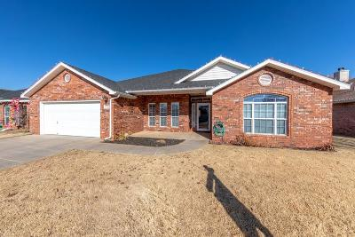 Lubbock Single Family Home For Sale: 6716 88th Street