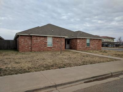 Lubbock Multi Family Home For Sale: 302 N Chicago Avenue