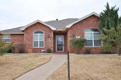 Lubbock Single Family Home For Sale: 1002 Monticello Avenue
