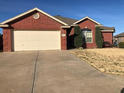 Lubbock TX Single Family Home For Sale: $199,500
