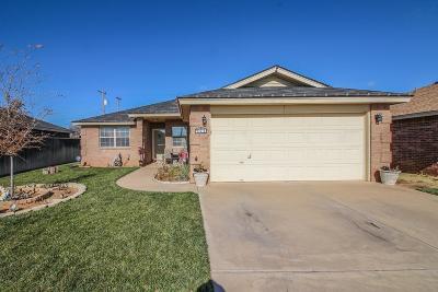 Lubbock Single Family Home For Sale: 908 Xavier Street