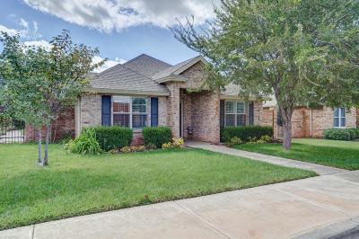 Lubbock Garden Home For Sale: 6005 83rd Street