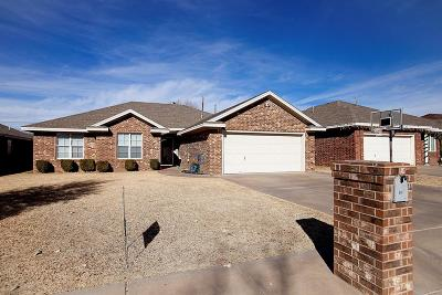 Shallowater Single Family Home For Sale: 611 15th Street
