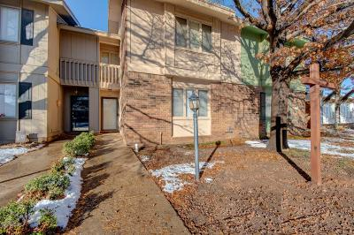 Lubbock Townhouse For Sale: 5706 38th Street