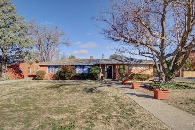 Lubbock Single Family Home For Sale: 3602 42nd Street