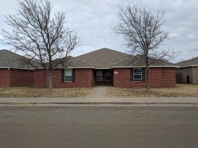 Lubbock Multi Family Home For Sale: 526 N Dover Avenue