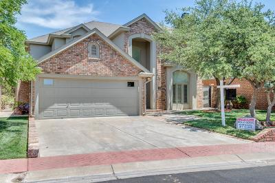 Lubbock Garden Home For Sale: 4202 78th Street