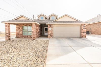 Lubbock Single Family Home For Sale: 6909 96th Street