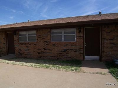 Lubbock Rental For Rent: 6509 21st Street
