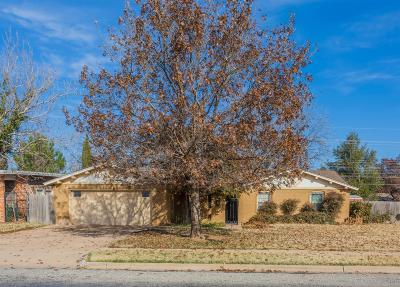 Lubbock Single Family Home For Sale: 2216 58th Street