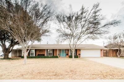 Lubbock Single Family Home For Sale: 2501 69th Street