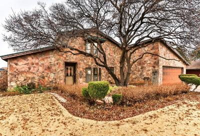 Lubbock Single Family Home For Sale: 8108 Toledo Avenue