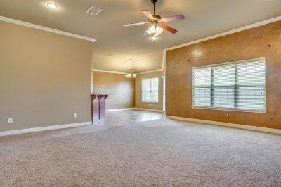 Lubbock Single Family Home For Sale: 6109 101st Place