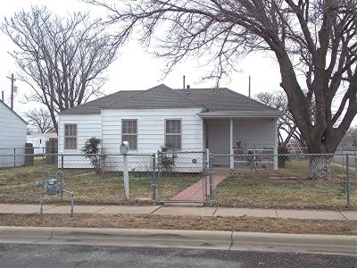Lubbock County Single Family Home Under Contract: 3111 Ave M