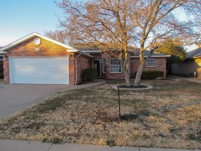 Lubbock Single Family Home For Sale: 2804 85th Street