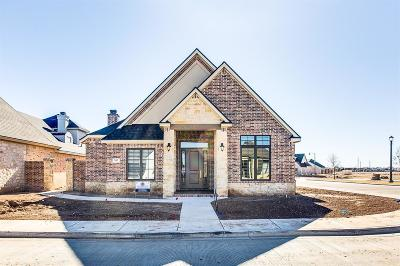 Lubbock Single Family Home For Sale: 5007 119th Street