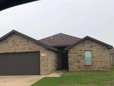 Lubbock Single Family Home For Sale: 7522 87th Street