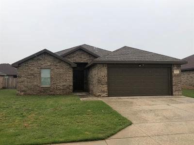 Lubbock Single Family Home For Sale: 7524 87th Street
