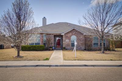 Lubbock TX Single Family Home For Sale: $199,000