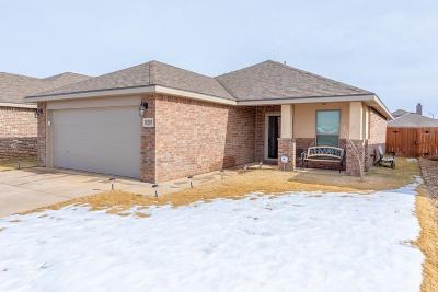 Lubbock Single Family Home For Sale: 10203 Wausau Avenue