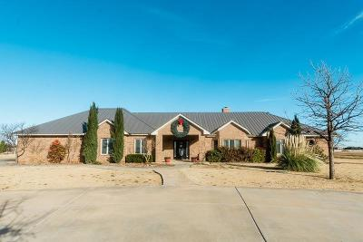 Lubbock TX Single Family Home For Sale: $439,000