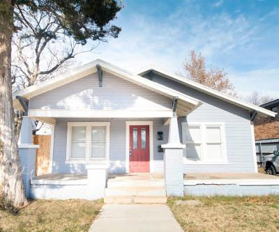 Single Family Home For Sale: 2206 15th Street