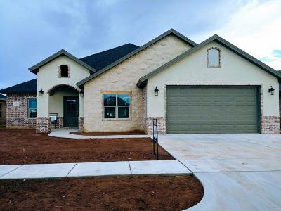 Lubbock TX Single Family Home For Sale: $269,000