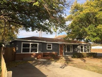 Lubbock Single Family Home For Sale: 3404 36th Street