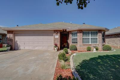 Lubbock TX Single Family Home For Sale: $155,000
