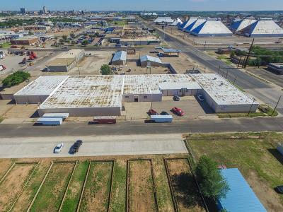 Lubbock Commercial For Sale: 202 36th Street