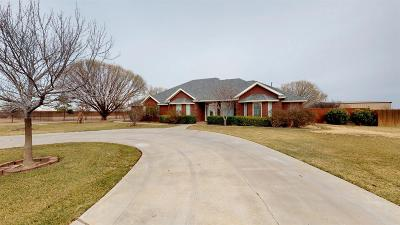 Wolfforth Single Family Home Under Contract: 16205 County Road 1450