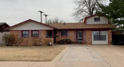Single Family Home For Sale: 5421 13th Street
