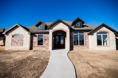 Lubbock Single Family Home For Sale: 10304 Juneau Avenue