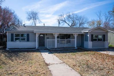 Single Family Home For Sale: 4209 40th Street