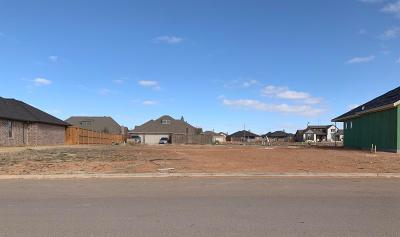 Lubbock County Residential Lots & Land For Sale: 3512 135th Street