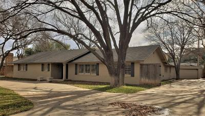 Single Family Home For Sale: 4509 15th Street